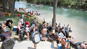 Guadalupe River Tubing Levels Conditions Amp Flows