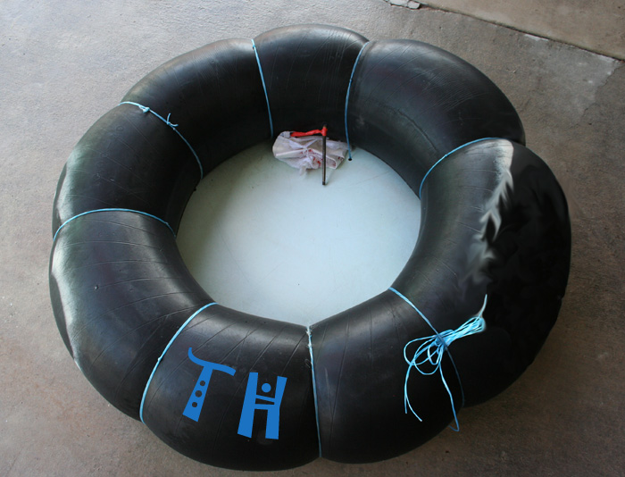 best size inner tube for river tubing and best inner tube for floating you cooler or ice chest - TubeHaus.com
