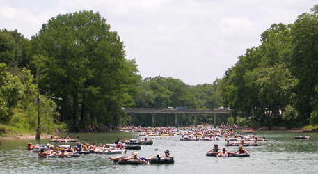 Maps & Directions to Tube Haus for Guadalupe River Tubing