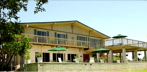 Turkey Cove Lodge - a great place to stay for Guadalupe River Tubing at Tube Haus in Canyon Lake, TX.